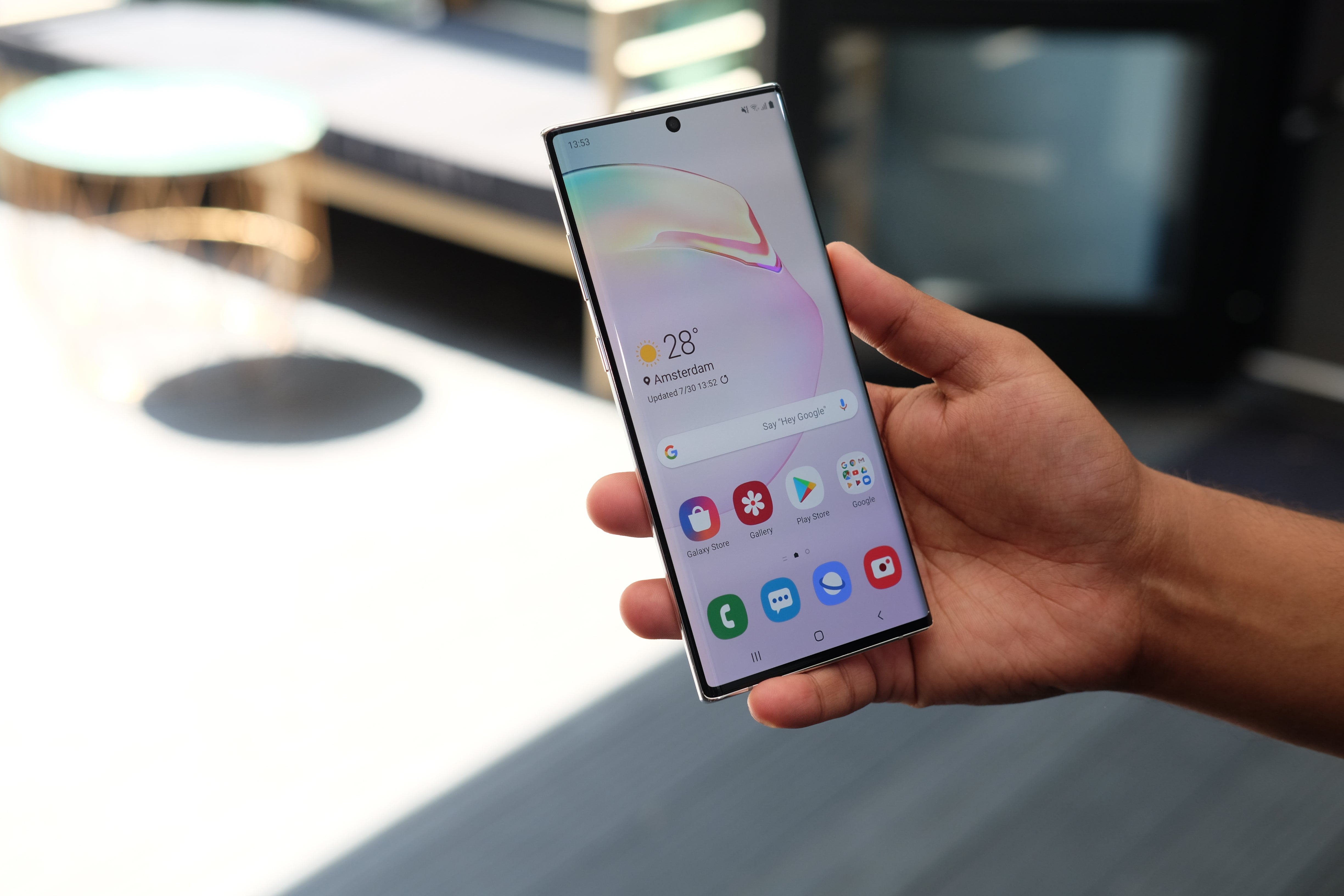 Samsung Galaxy Note 10 review | Trusted
