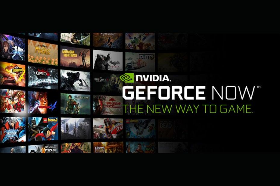 Nvidia GeForce сейчас