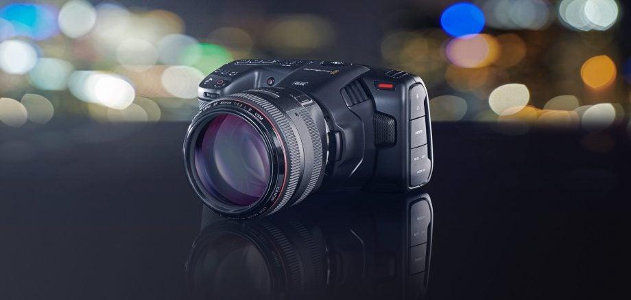 Blackmagic unveils its 6K Pocket Cinema Camera