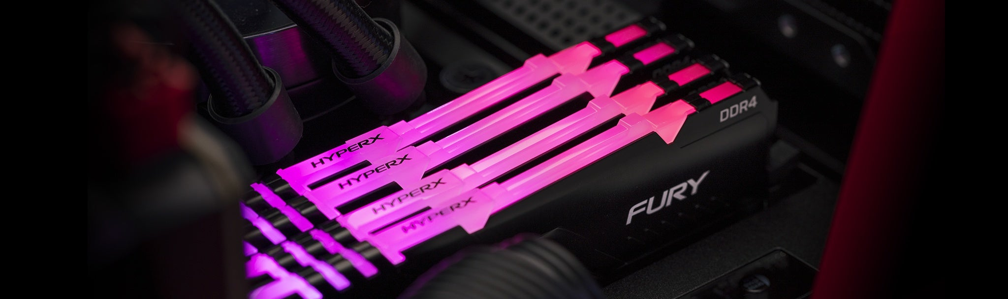 HyperX announces FURY DDR4 RAM, and it's coming to Alienware's new Aurora R9 PCs