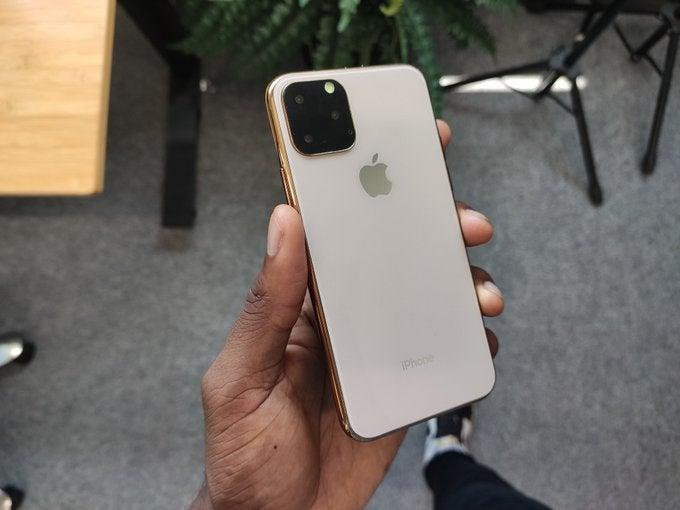 iphone 11 dummy unit
