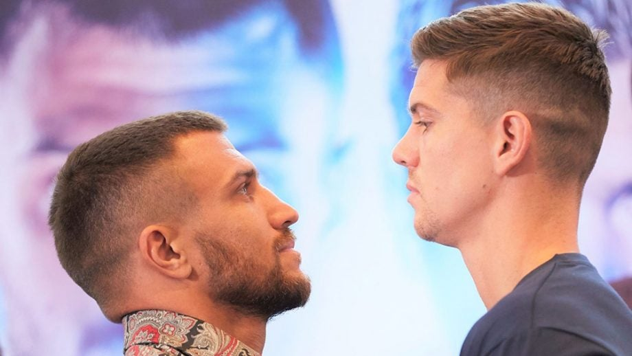 Lomachenko vs Campbell