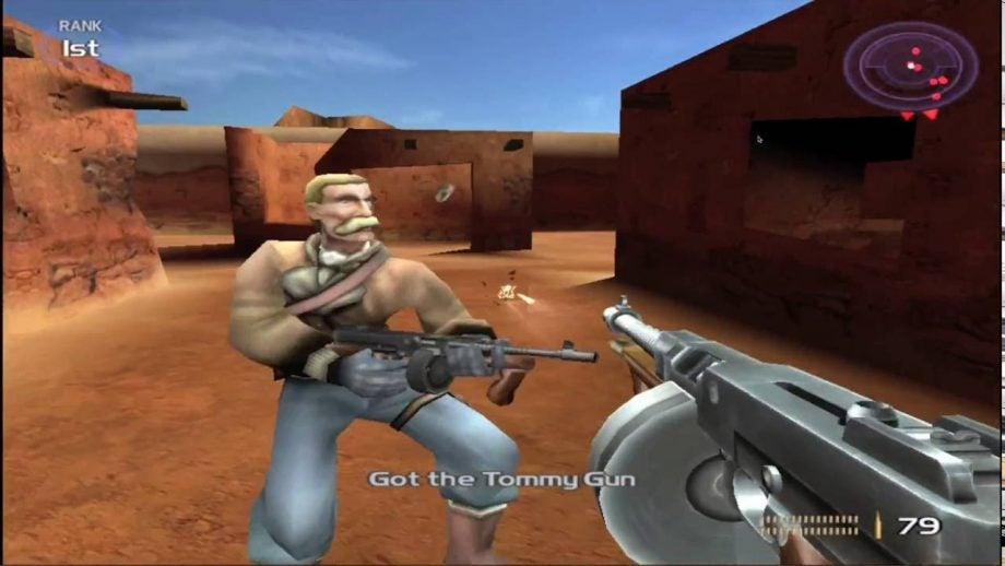TimeSplitters co-creator Steve Ellis joins the team looking to revive the classic shooter franchise