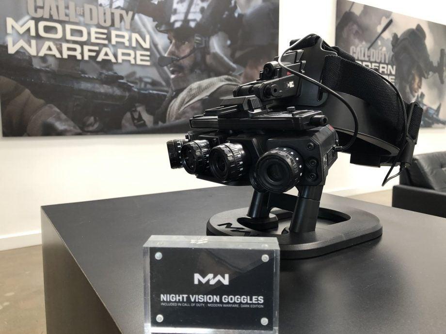 Modern Warfare Dark Edition