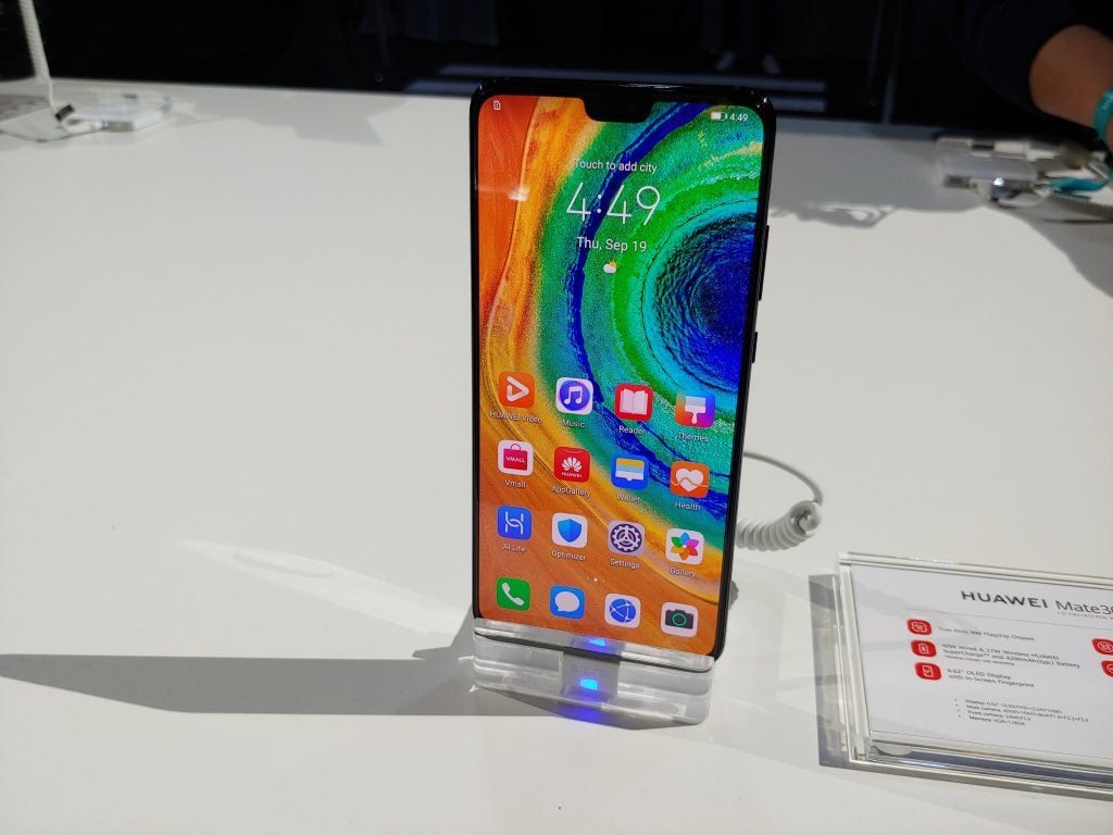 Huawei Mate 30 Hands on – Can it survive the lack of Google? 2