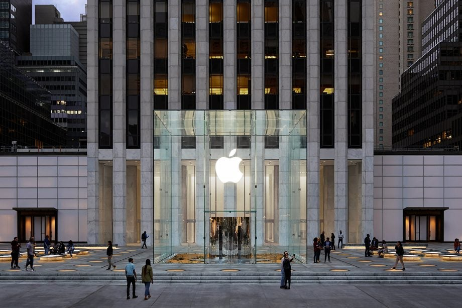 Apple re-opens new landmark New York store ahead of iPhone 11 rush
