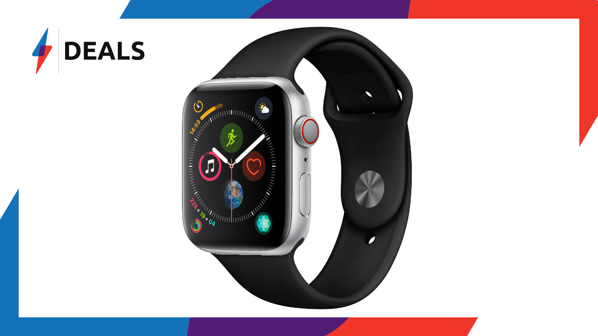 Price Drop: Save over £70 on the flashy Apple Watch Series 4