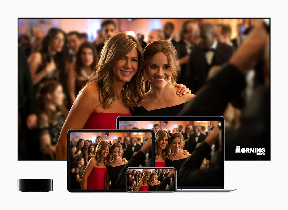 Apple TV Plus: Price, exclusive shows and release date