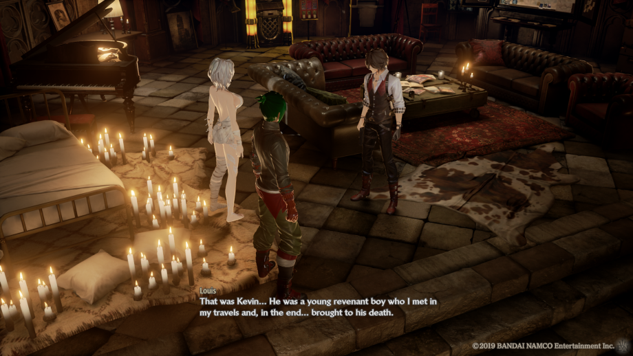 Code Vein Review Trusted Reviews