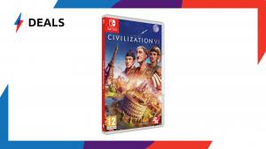 Price Crash: The Nintendo Switch port of Civilization 6 is