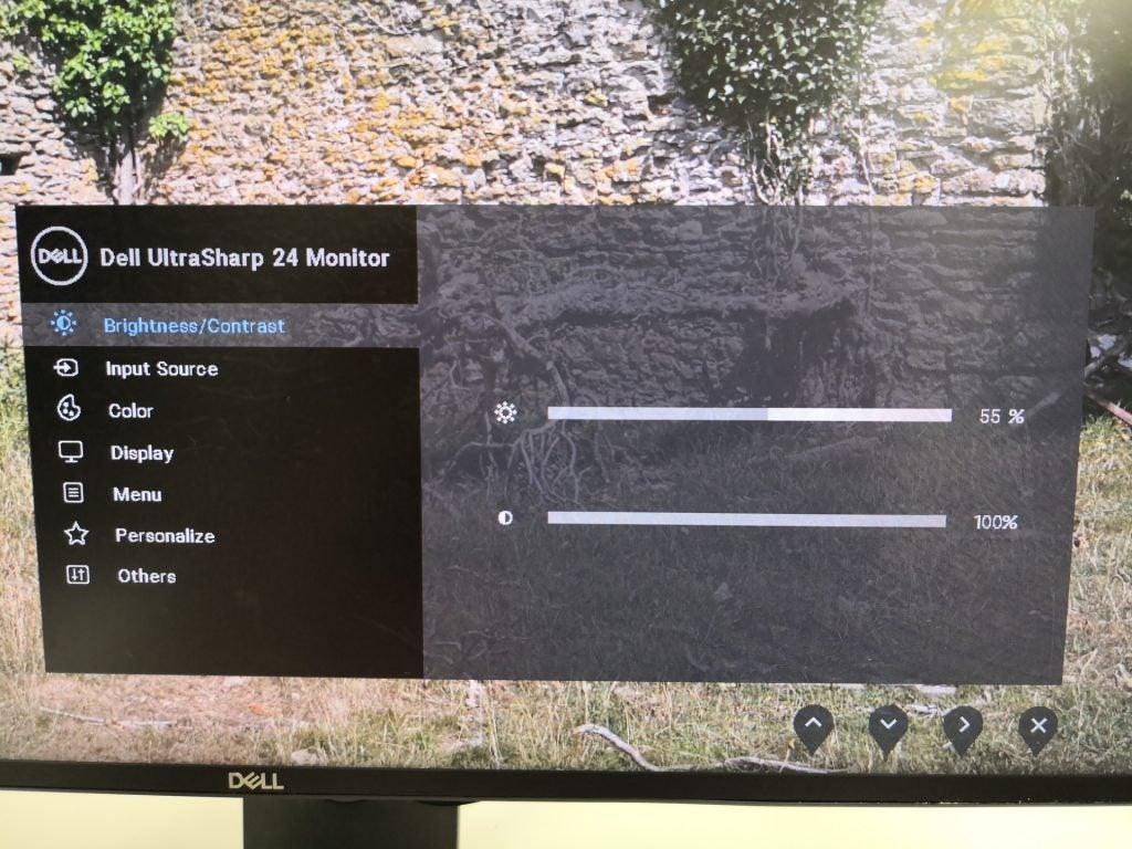 Dell UltraSharp 24 Monitor U2419H