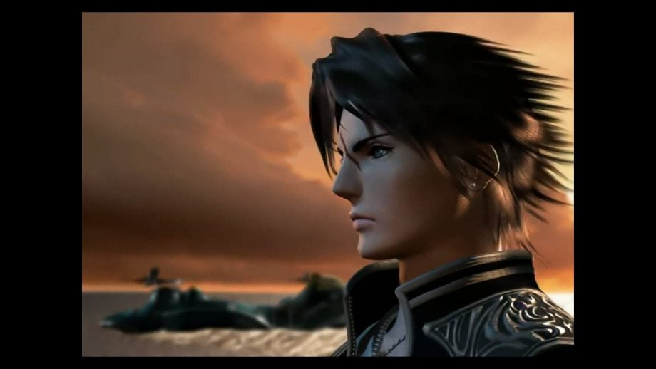Final Fantasy 8 Remastered on Nintendo Switch