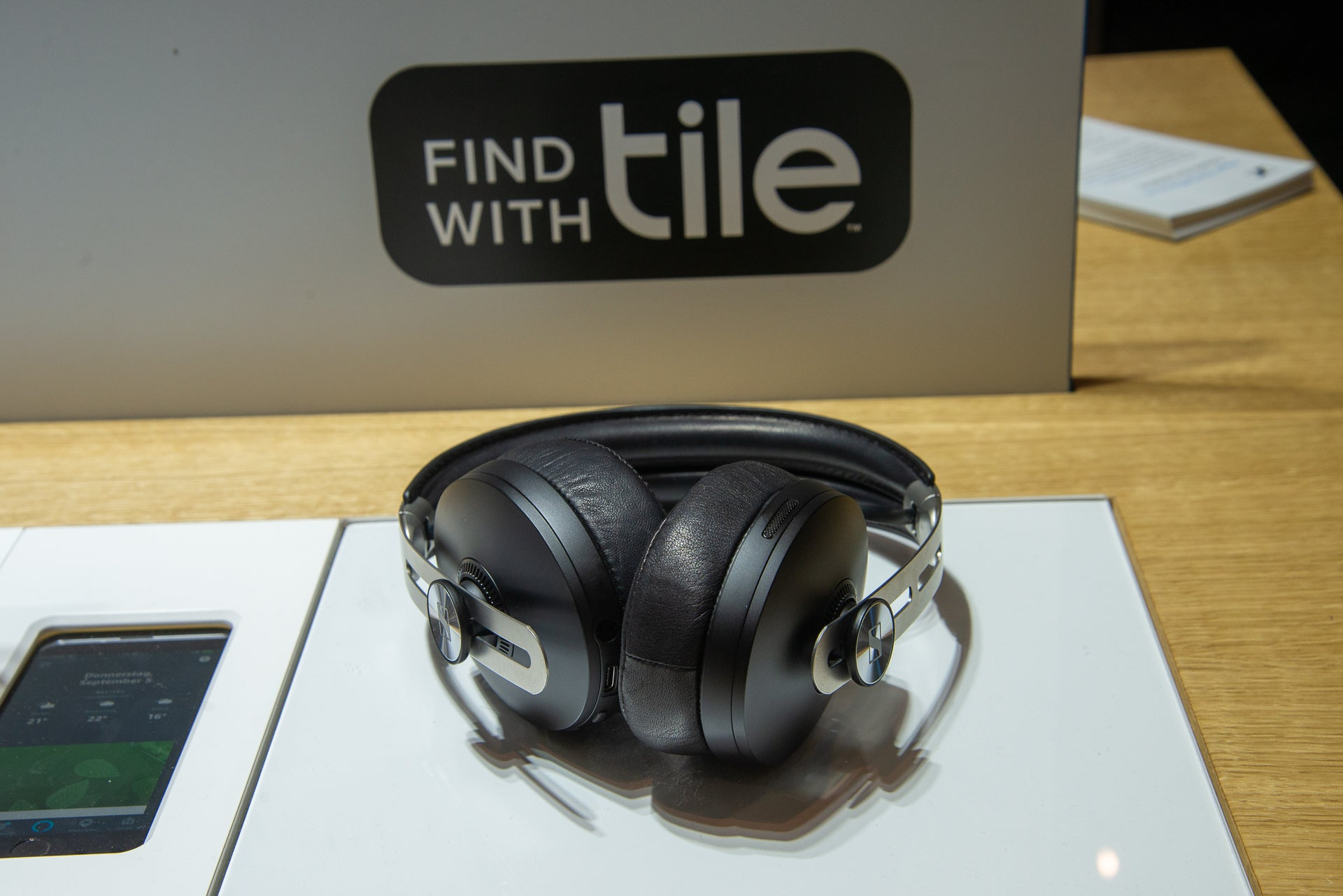 Find with Tile locates new Sennheiser and Skullcandy
