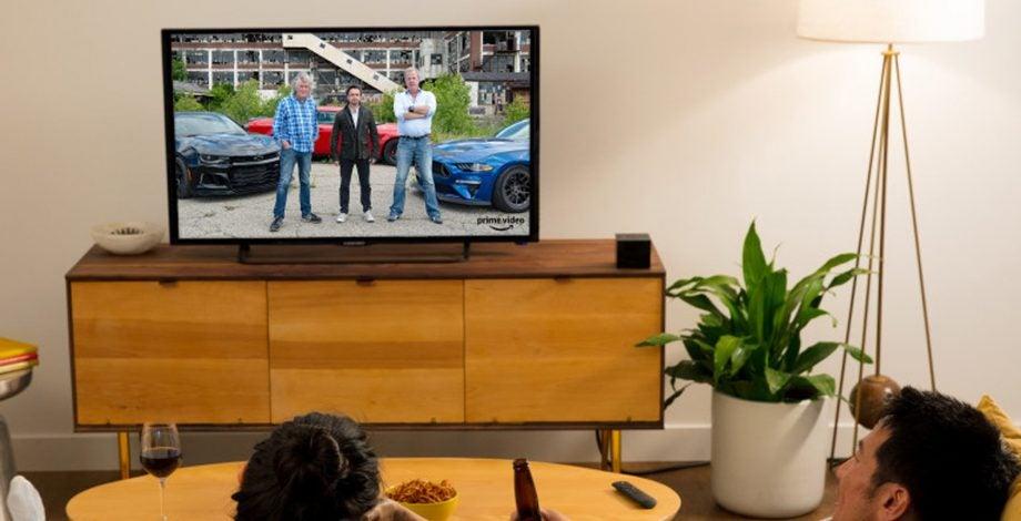 New Amazon Fire TV bounty brings OLED TV, new Cube, soundbar and more