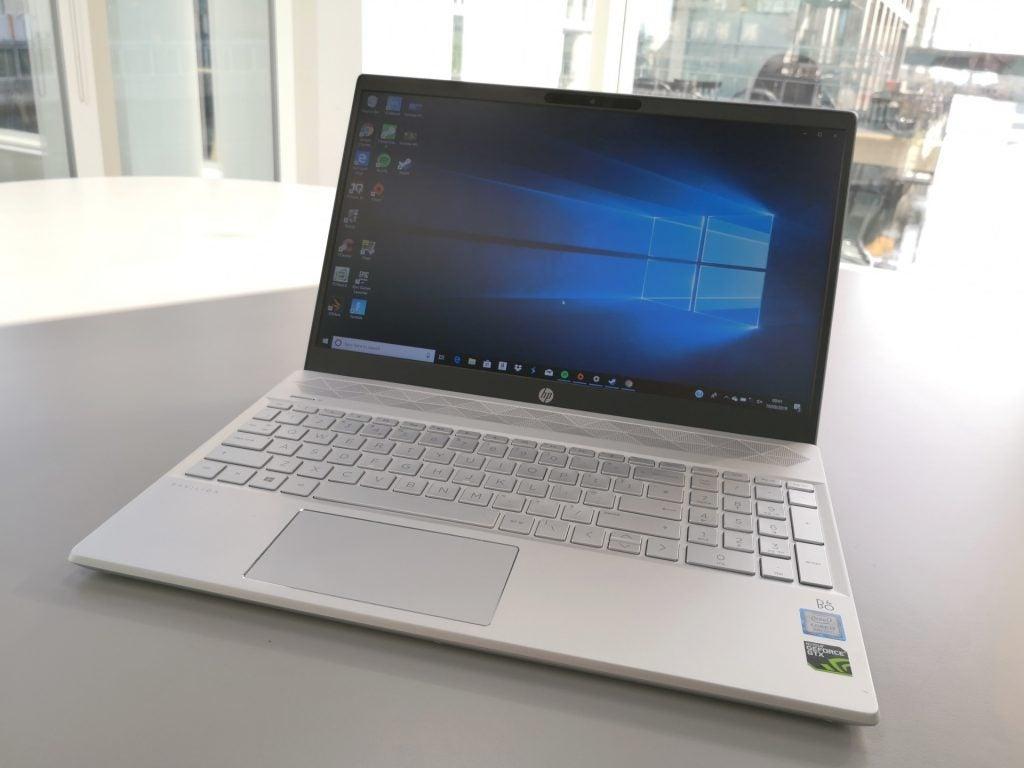 HP Pavilion 15 cs1506sa review