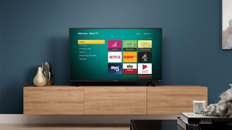 IFA 2019: Hisense announces the launch of the first Roku TV
