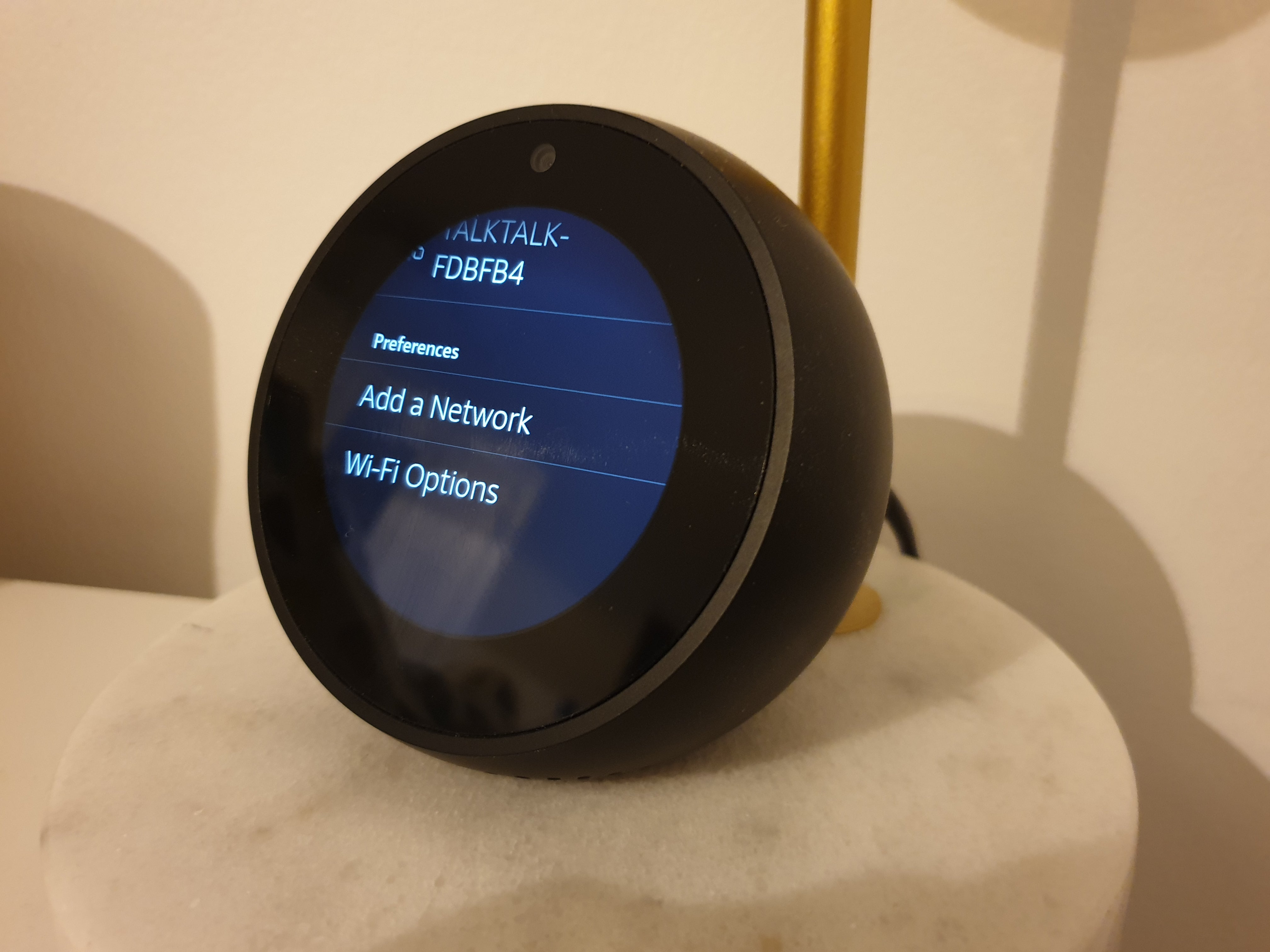 Amazon Echo and solve setup and Wi Fi