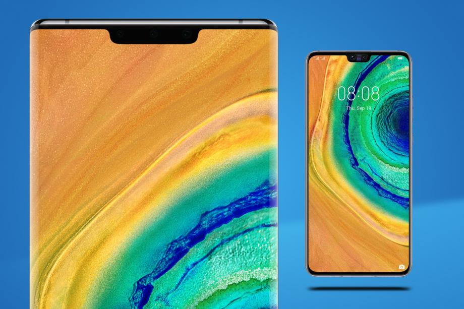Huawei Mate 30 Pro vs Mate 30