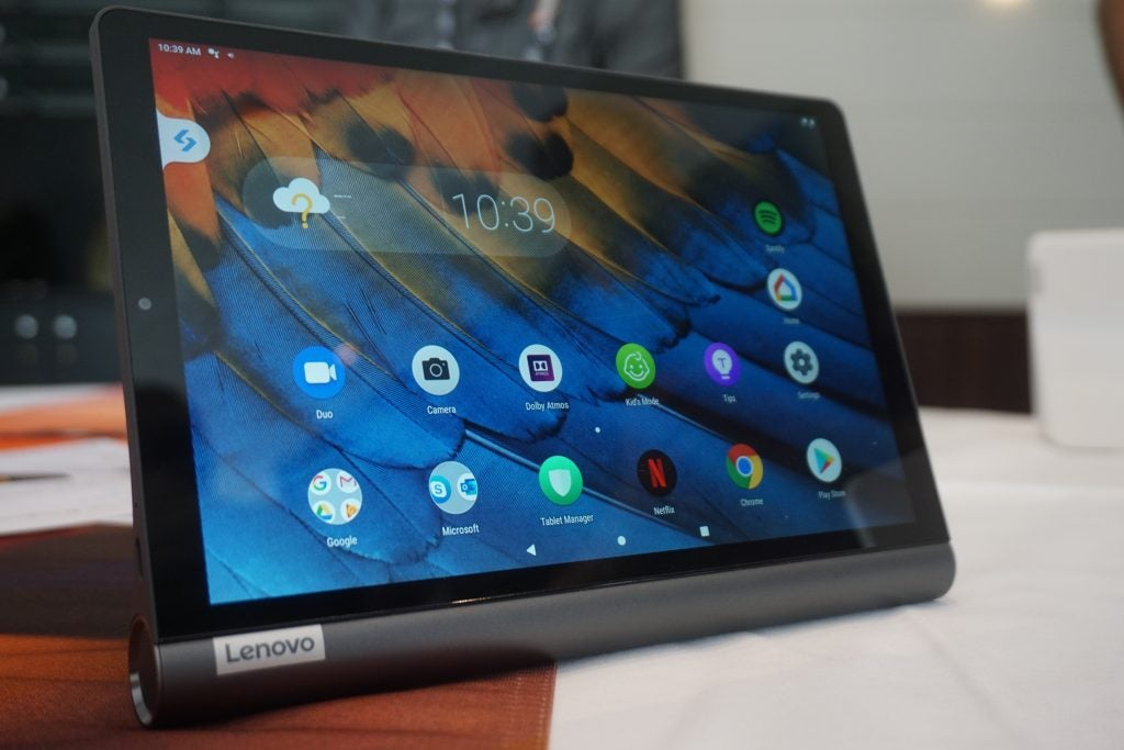 New Lenovo tablets 2019: What you need to know about the M8