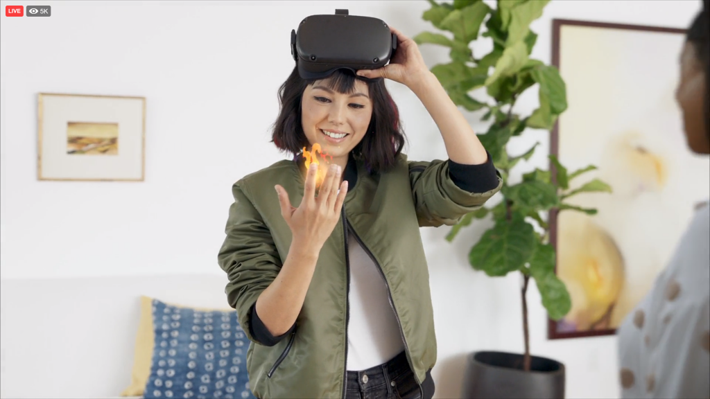 Oculus VR users can't ignore the Facebook reality for much longer