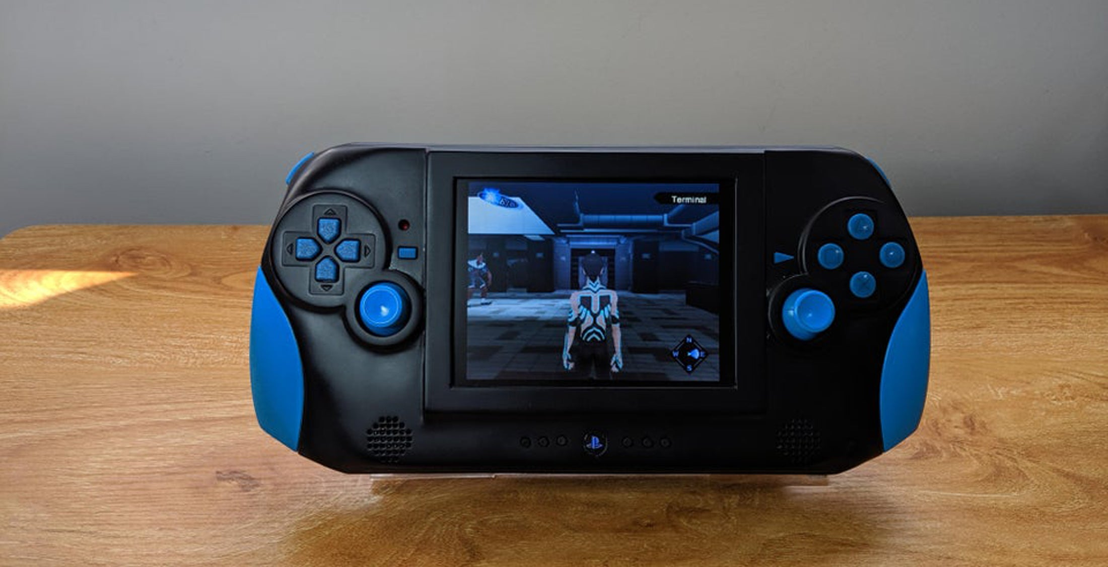 Sony PS2 reborn as handheld console in this incredible mod