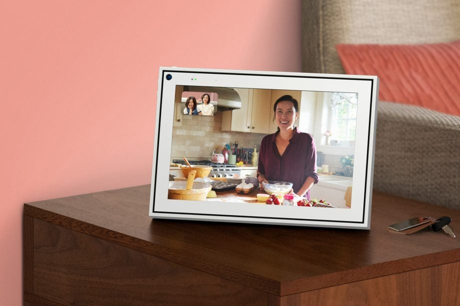 Facebook swears Portal devices won't spy, but will use data for adverts