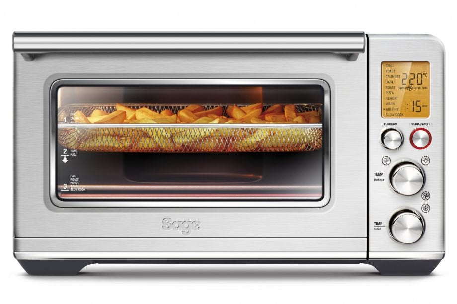 Sage The Smart Oven Air Fry Review Trusted Reviews