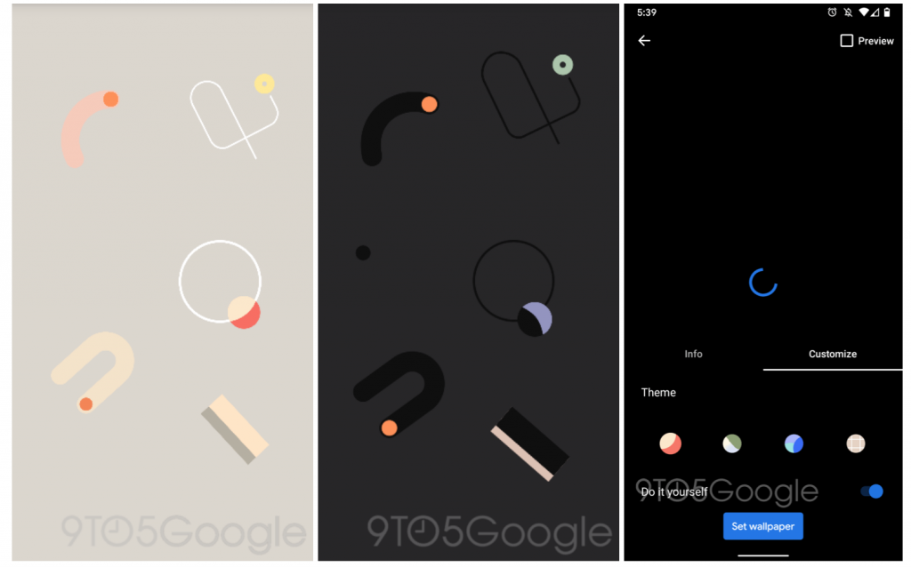 Google Pixel 4 Live Wallpapers Leak And Another Secret Is