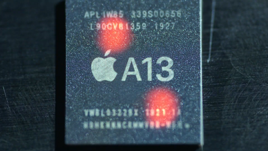 Apple A13 Bionic chip inside the iPhone 11, iPhone 11 Pro, iPhone 11 Pro Max