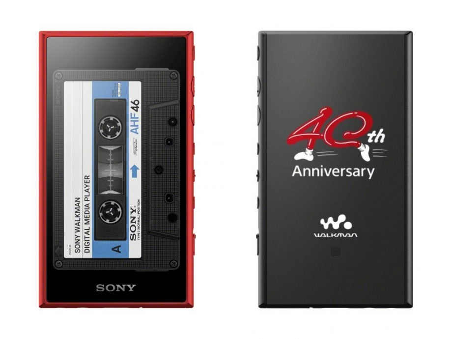 Sony has a new Walkman to tap into tape nostalgia