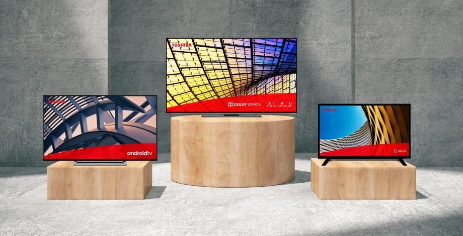 Toshiba announces 2020 range of Android TV and Alexa sets