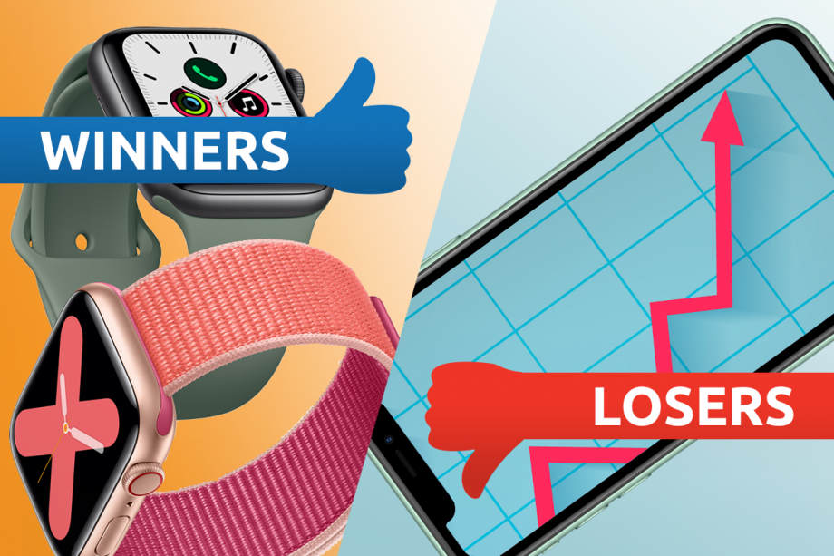 Winners and Losers: Apple triumphantly unveils all and the loser is… us?