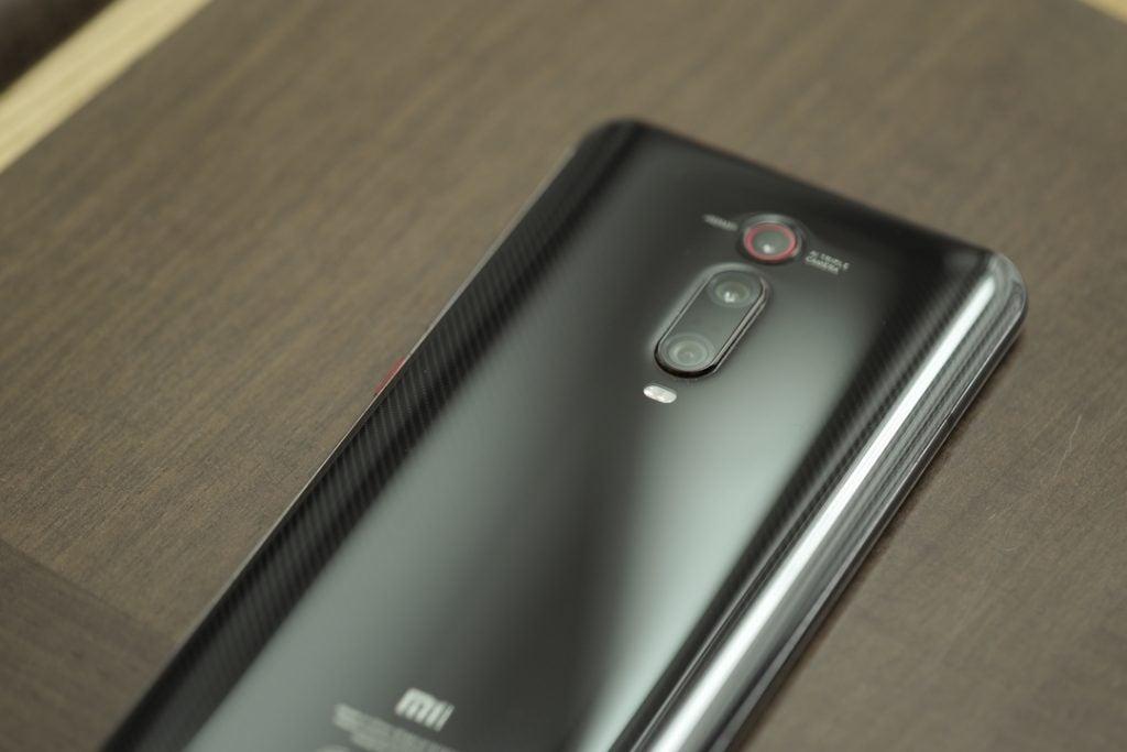 Xiaomi Mi 9T Pro Reversing Camera