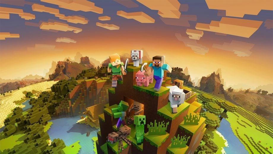 Minecraft is still played by over 112 million people every month