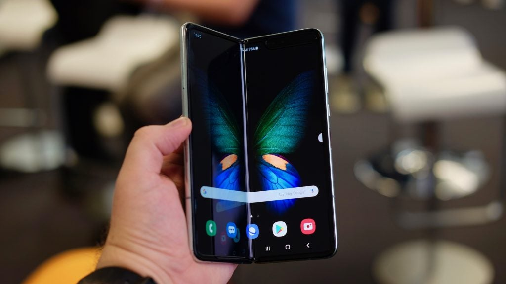 Samsung Galaxy Z Fold 2: New renders hint at the foldable's design