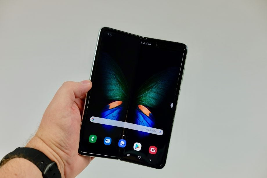 Samsung Galaxy Fold Review: Hands on with the new, updated ...