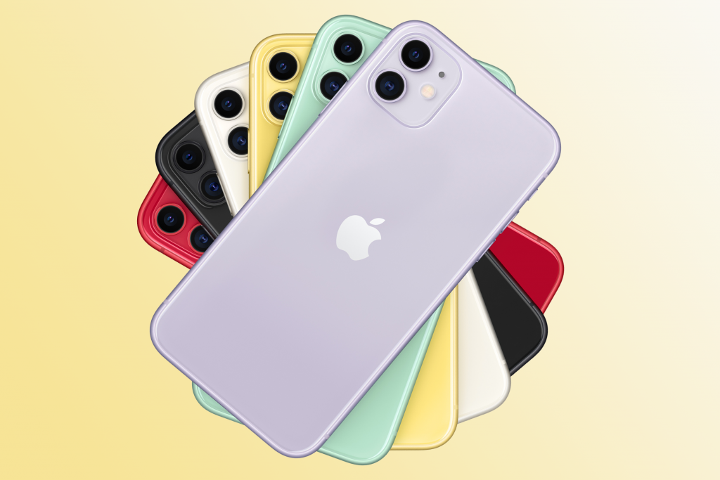 iPhone Colours Midnight Green and purple are new, but what