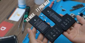 iPhone 11 Pro Max battery