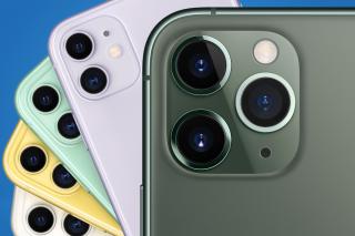 Apple iPhone11 vs Apple iPhone 11 Pro