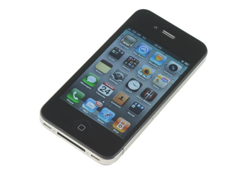 iphone 4 front