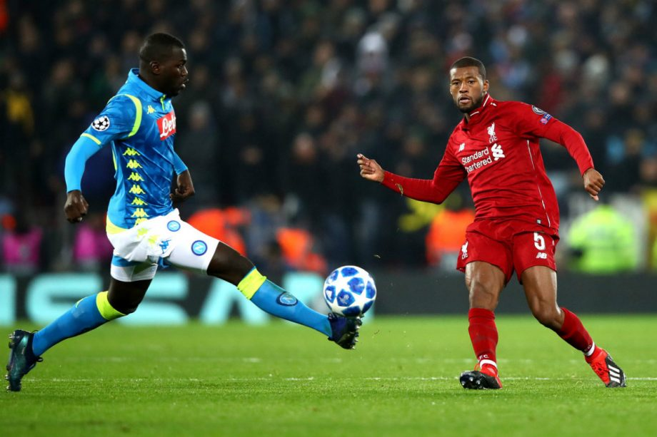 Where To Watch Napoli Vs Liverpool Tonight U2013 On TV And Online