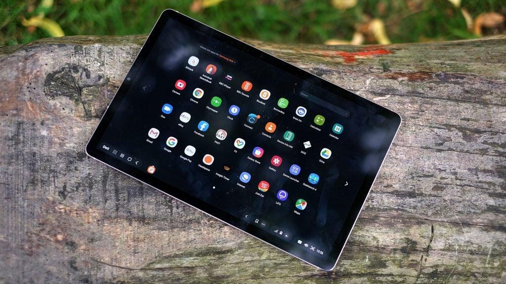 Samsung Galaxy Tab S6 Review 10
