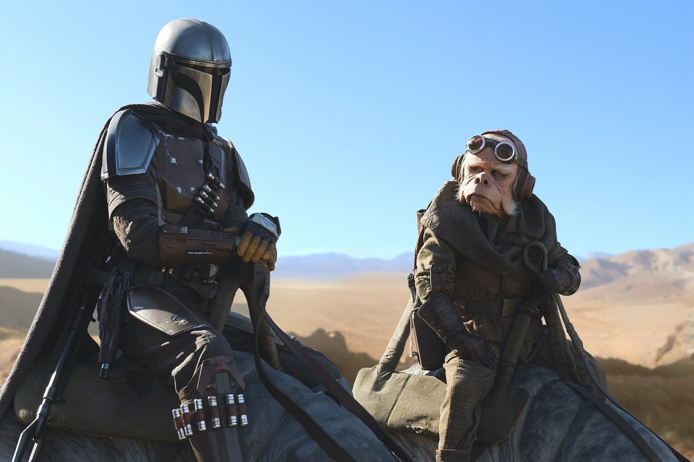 Europe can watch The Mandalorian on Samsung QLEDs in March | Trusted Reviews