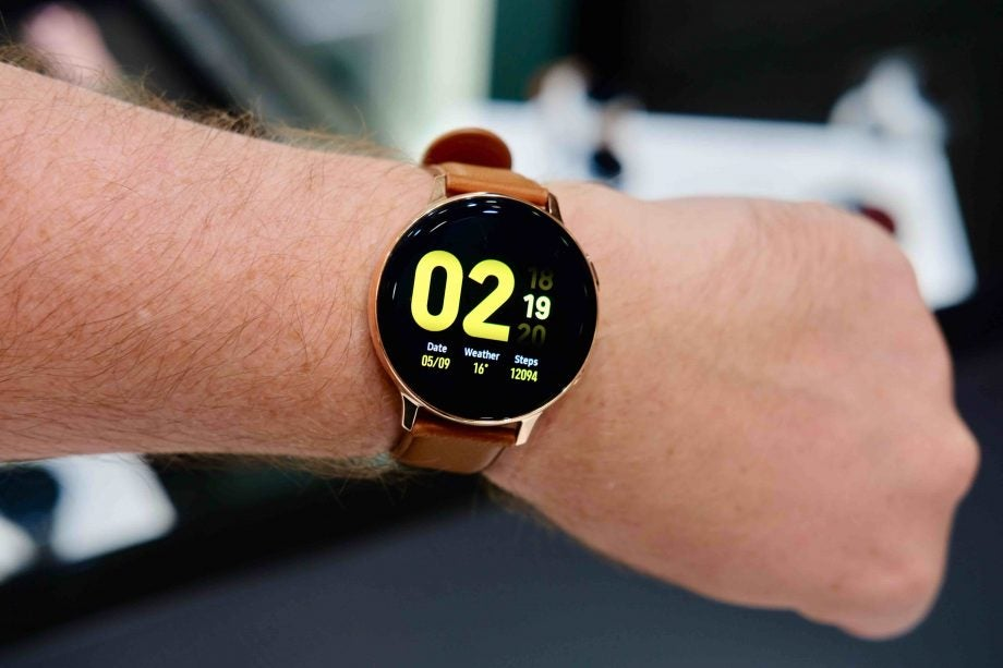 Hands on: Samsung Galaxy Watch Active 2 Review