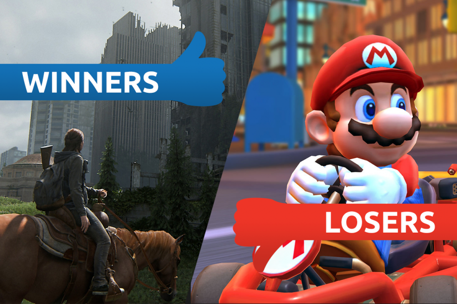 Winners Losers The Last Of Us 2 Makes A Bloody Splash As