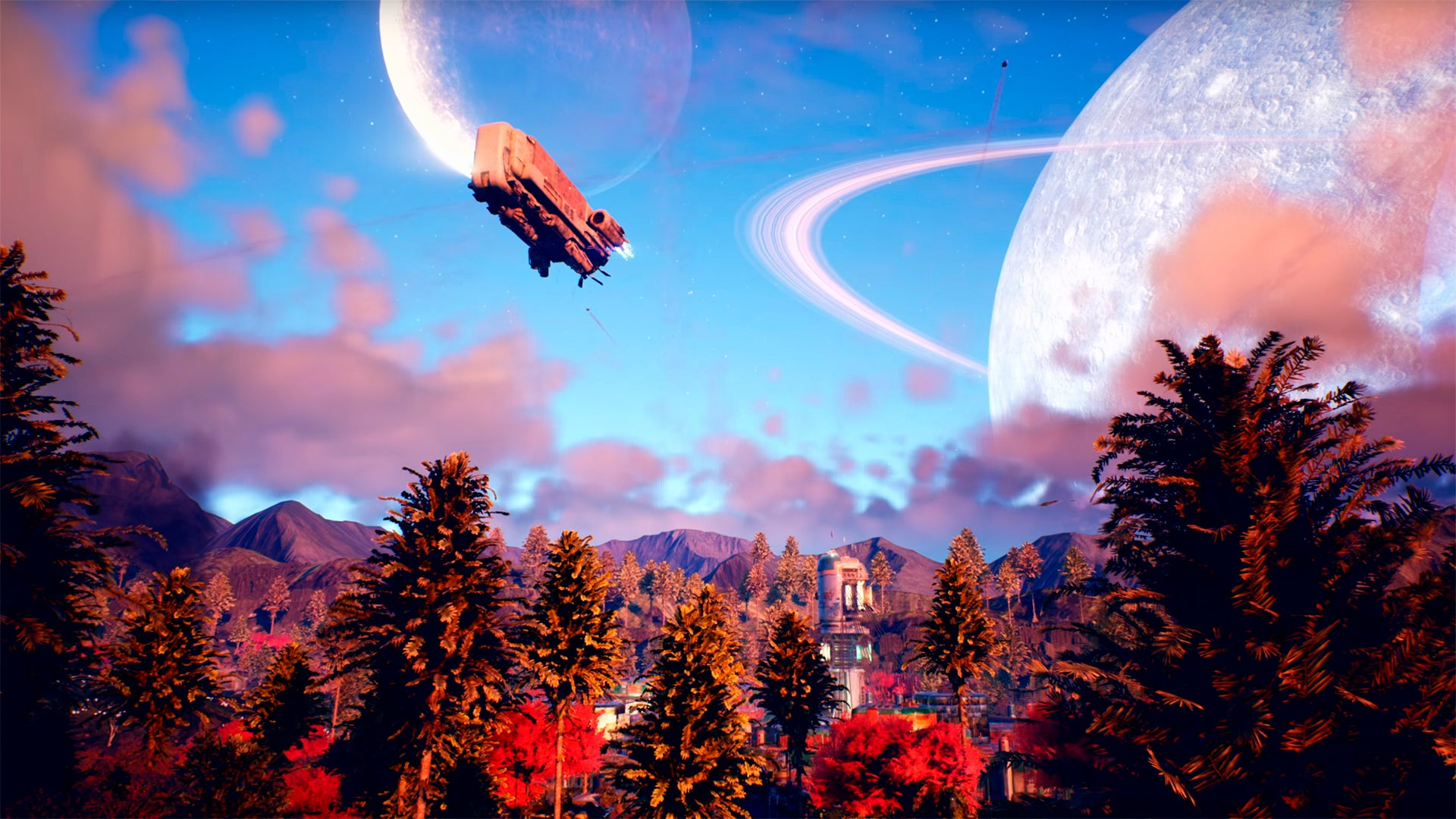 The Outer Worlds System Requirements What You Need To Play On Pc