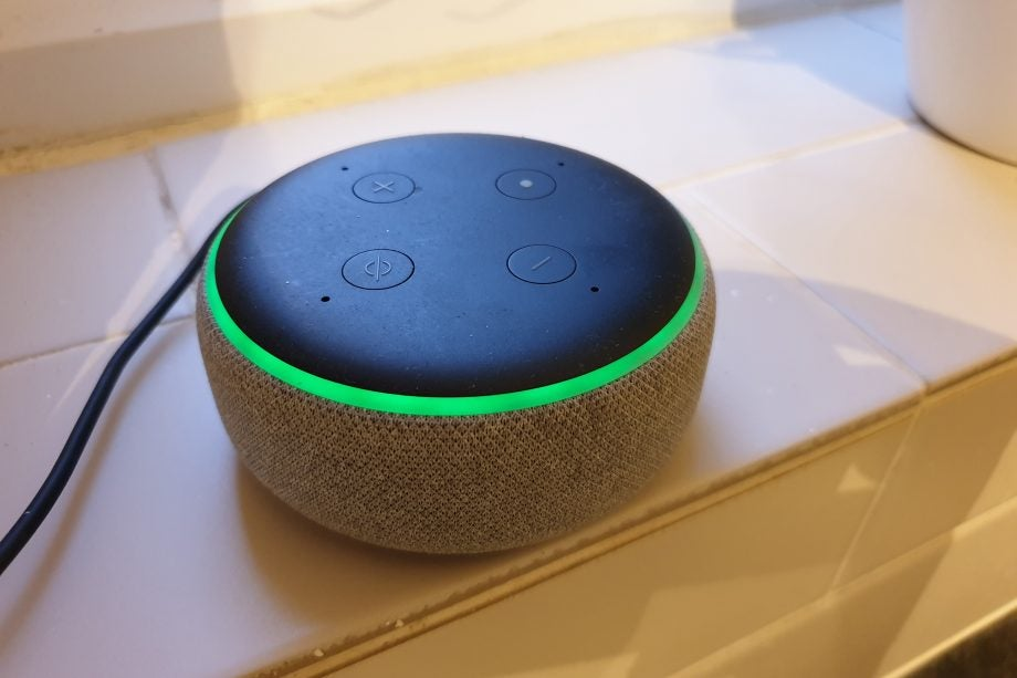 Alexa Drop In Green
