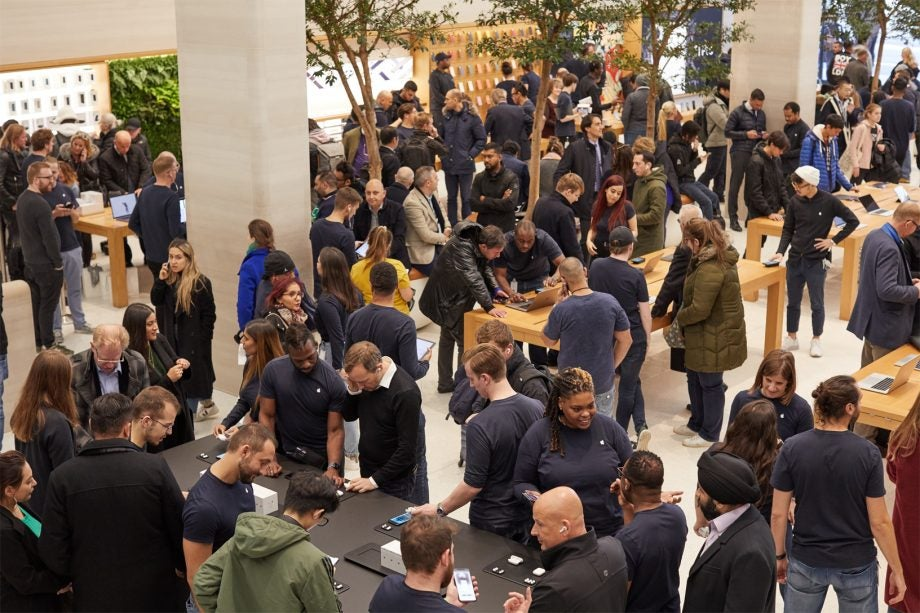 Apple AirPods Pro London launch - Image credit: Apple