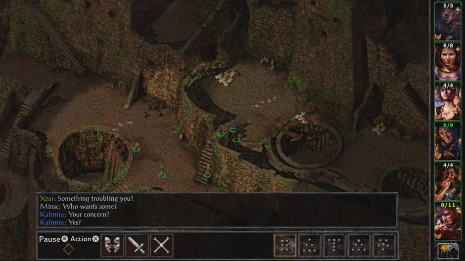 Baldur's Gate and more classic RPGs are landing on Xbox One