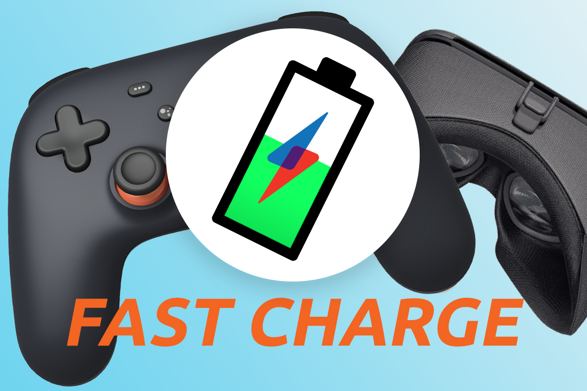 Fast Charge: Stadia could have made Google's Daydream a success